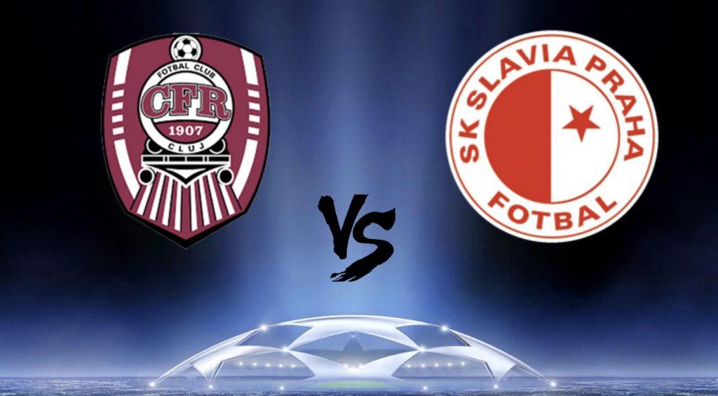 Meciul zilei - CFR Cluj - Slavia Praga