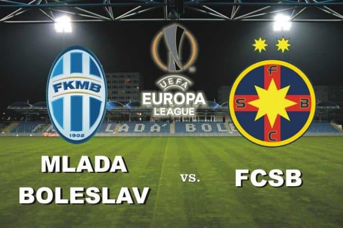 Meciul zilei - Mlada Boleslav - FCSB